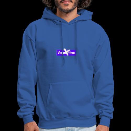 no valentiine official logo - Men's Hoodie