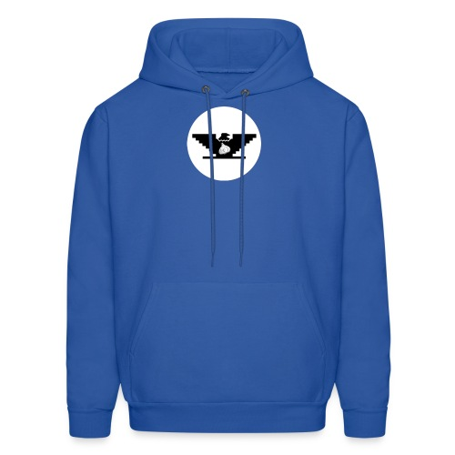 Garlic Huelga Bird - Men's Hoodie