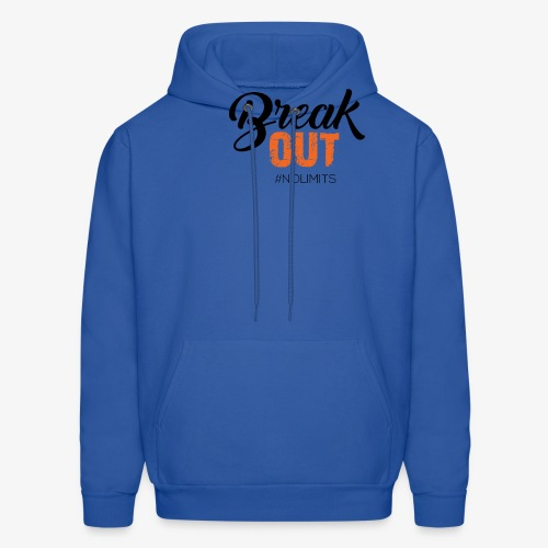 Break OUT - Men's Hoodie