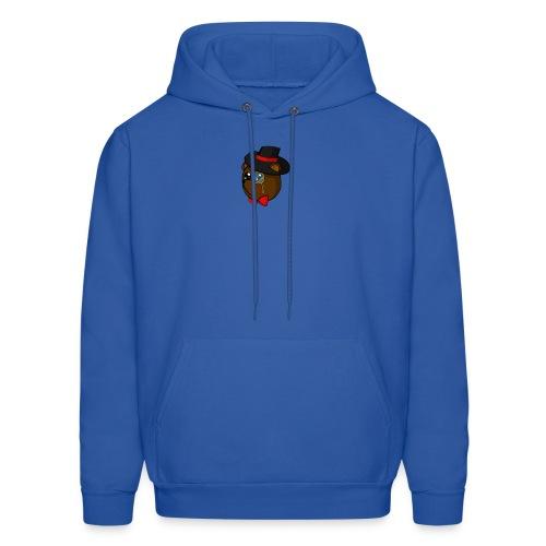 Bears in tophats - Men's Hoodie