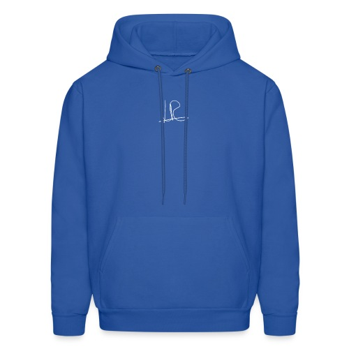 LiamRusso handtekening Logo - Men's Hoodie
