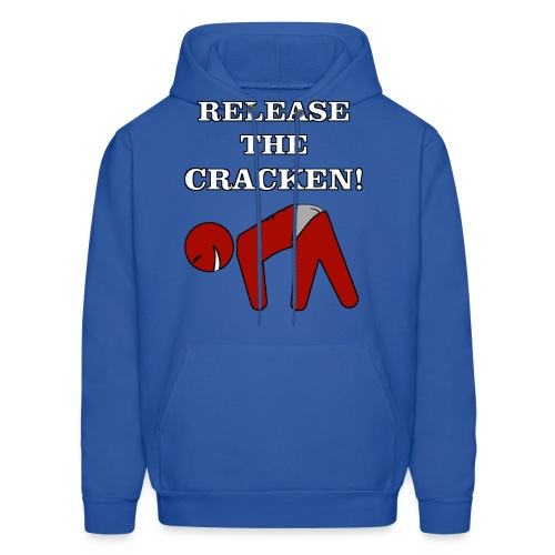 RELEASE THE CRACKEN TEE - Men's Hoodie