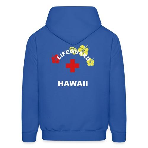 LIFEGUARD Hawaii - Men's Hoodie