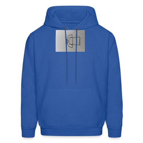 Drafting - Men's Hoodie