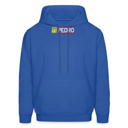 lets vote pedro - Men's Hoodie