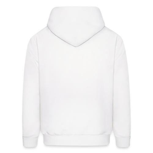 spreadshirtstickerwannasurffinal - Men's Hoodie