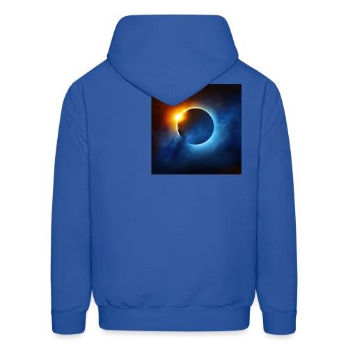 xoresi_xzor eclipse - Men's Hoodie