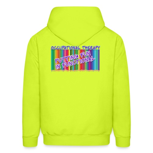 Occupational Therapy Putting the fun in functional - Men's Hoodie