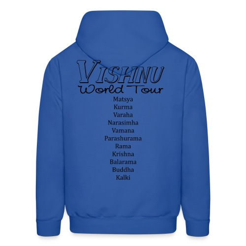 Vishnu World Tour - Men's Hoodie