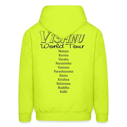 Vishnu World Tour - Men's Hoodie