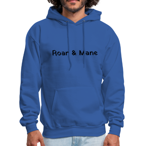 Blocked Out R&M - Men's Hoodie