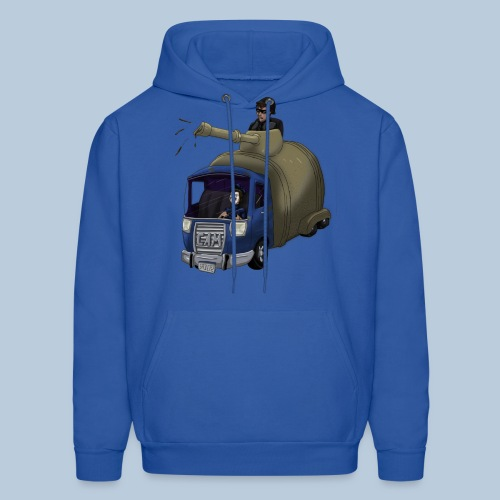 Out of Poopy - Septic Truck - Men's Hoodie