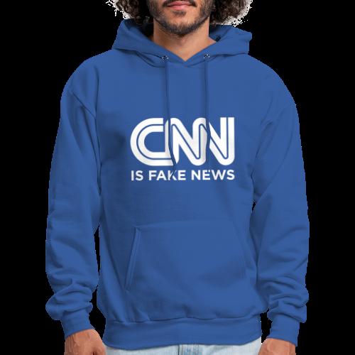 CNN Is Fake News - Men's Hoodie