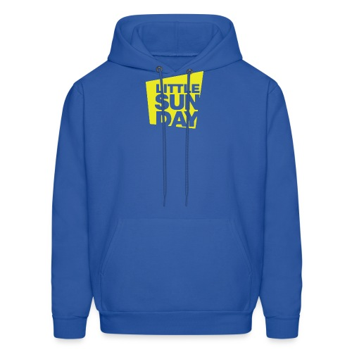 littleSUNDAY Official Logo - Men's Hoodie