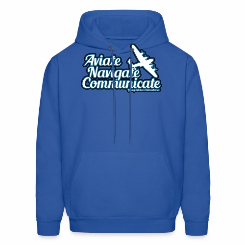 Aviate Navigate Communicate - Men's Hoodie