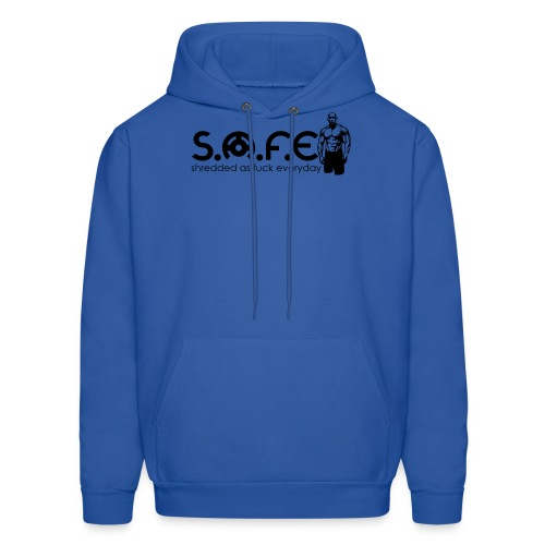 S.A.F.E (Sherdded Brand) - Men's Hoodie