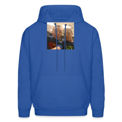 jacobs shirt/youtube partner - Men's Hoodie