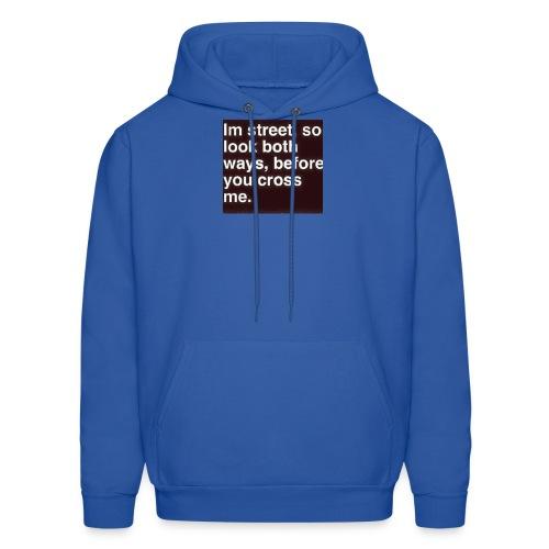 Gangsta shirts - Men's Hoodie