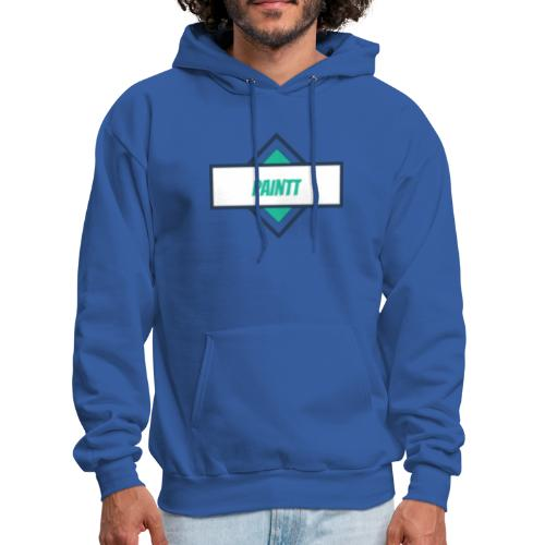 Triangle inspired logo - Men's Hoodie