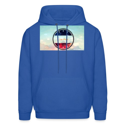 Csp playz first merch - Men's Hoodie