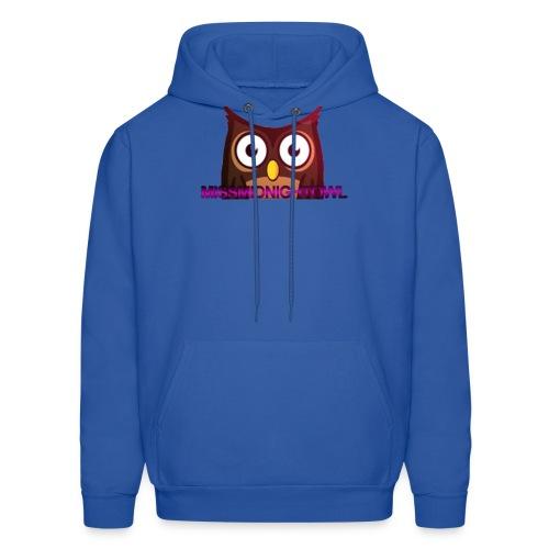 MissMidnightOwl male clothing - Men's Hoodie