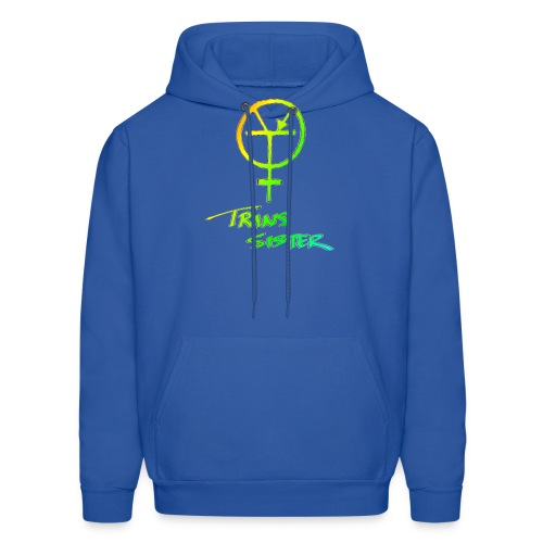 Trans Sister (light) - Men's Hoodie