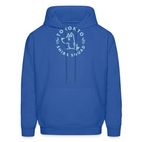 SHIBASQUAD blue - Men's Hoodie