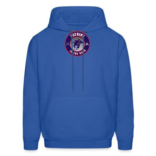 Patriot Night Logo - Men's Hoodie