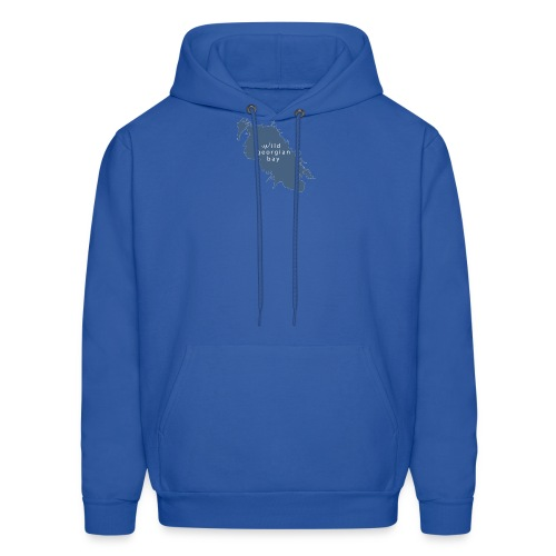 Wild Georgian Bay - Men's Hoodie