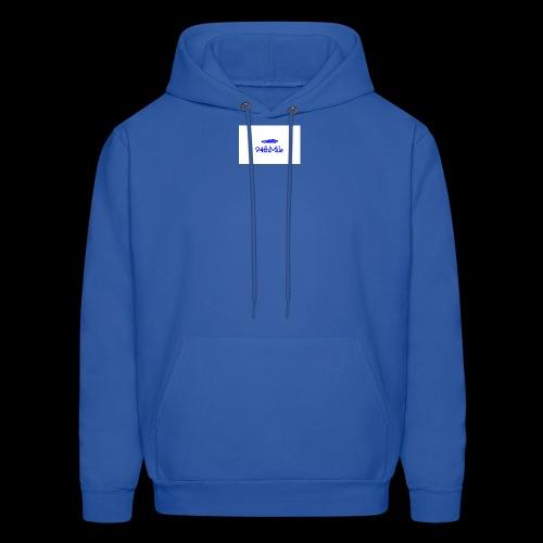 Blue 94th mile - Men's Hoodie