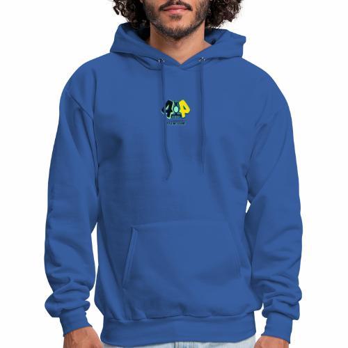 404 Logo - Men's Hoodie