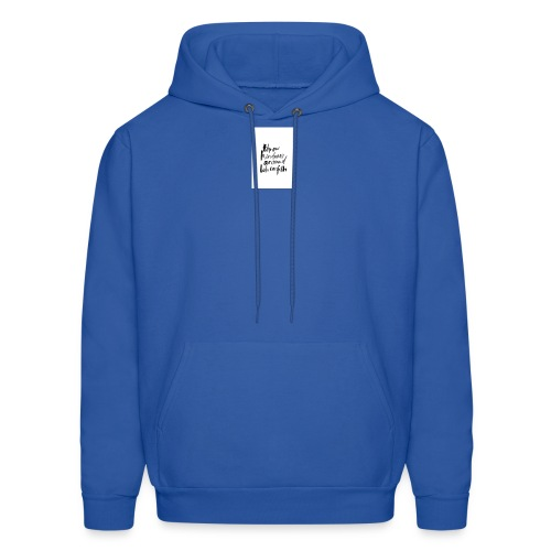 Throw kindness around - Men's Hoodie