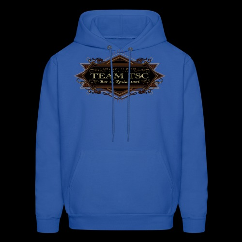 teamTSC badge03 Bar - Men's Hoodie