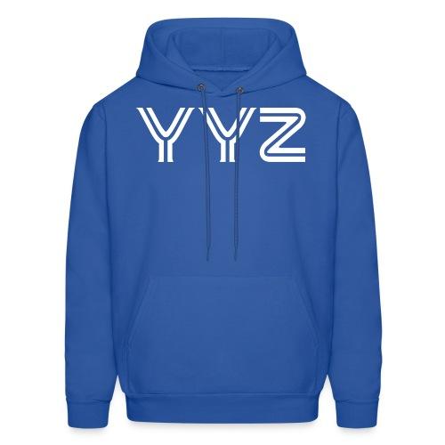YYZ-White - Men's Hoodie