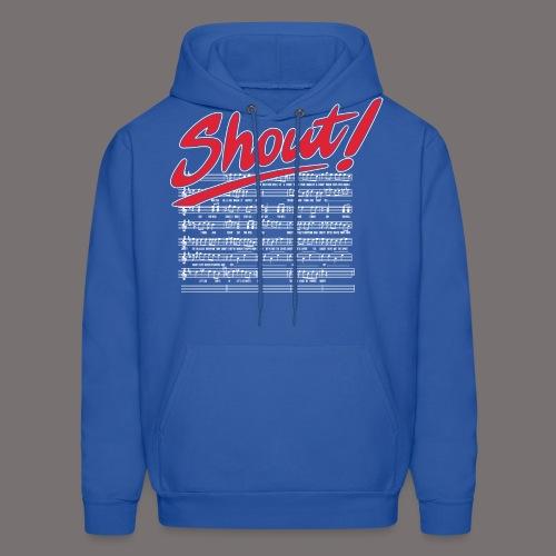 Shout - Men's Hoodie