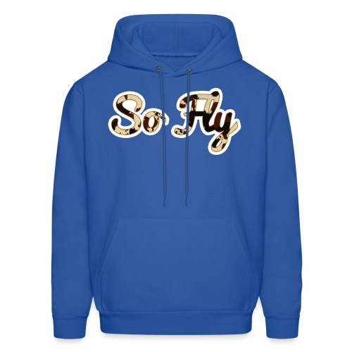 So Fly Classic Cow - Men's Hoodie