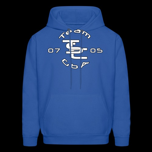 TSC Interlocked - Men's Hoodie