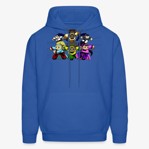 The Guardians of the Cloudgate, no logo - Men's Hoodie