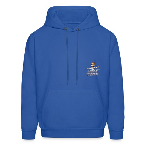 No Worries Here To Save the Day - Men's Hoodie