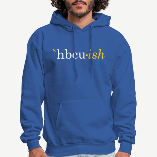 hbcu-ish - Men's Hoodie