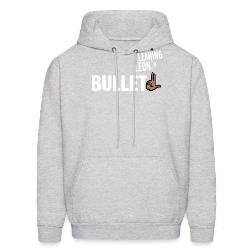 bullletgray2 - Men's Hoodie