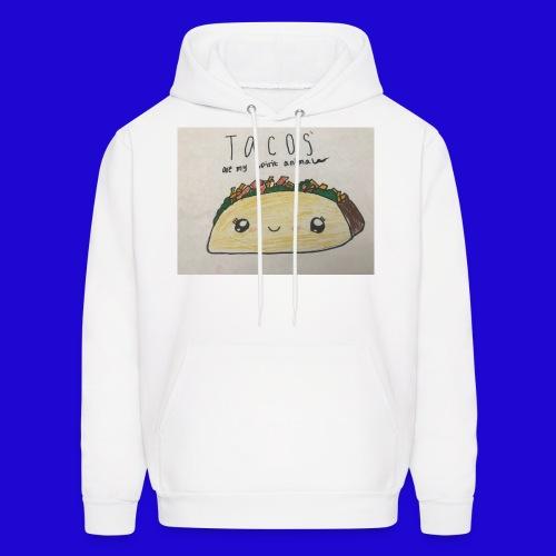 Tacos are my Spirit Animal - Men's Hoodie