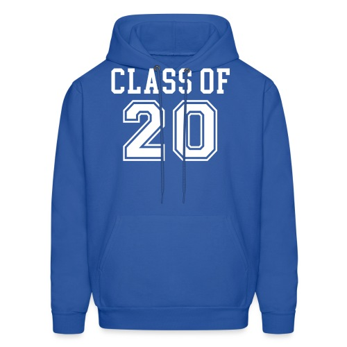 Class of 20 - Men's Hoodie