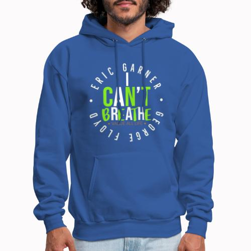 I Cant Breathe - Men's Hoodie