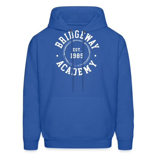 BW Est 1898 White - Men's Hoodie