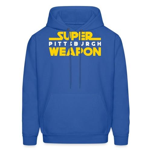 super weap - Men's Hoodie