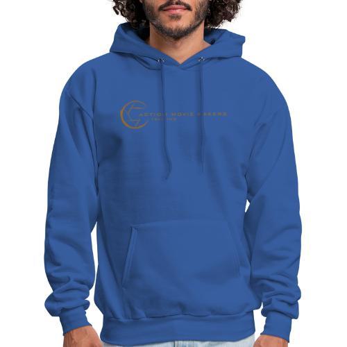AMMT Logo Modern Look - Men's Hoodie