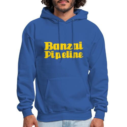 The Legendary Banzai Pipeline - North Shore - Oahu - Men's Hoodie