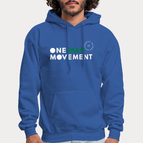 One Man Movement - Men's Hoodie