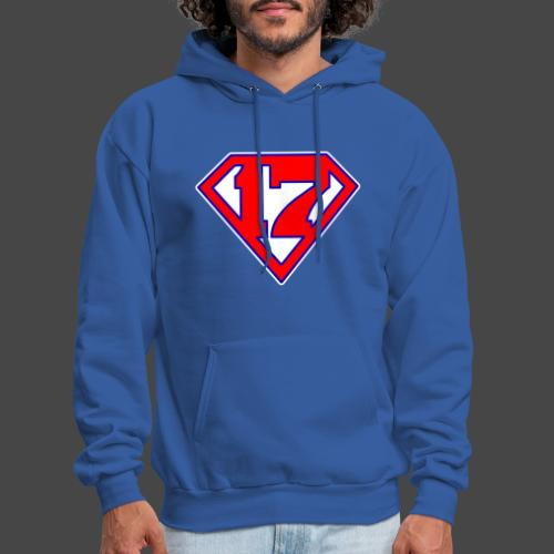 Super 17 - Men's Hoodie
